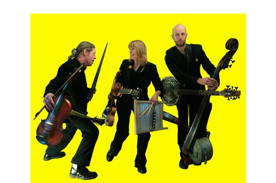 <B><I>The Churchfitters : Folk Unlimited</I></B>