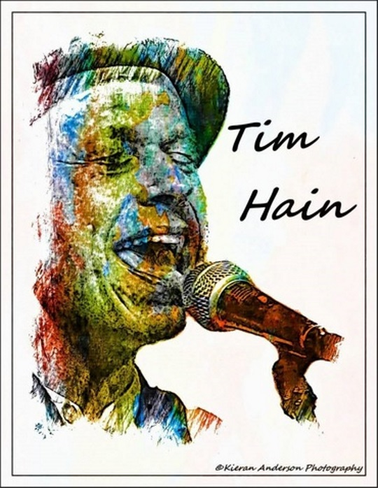 <B><I>Lose the Blues with Tim Hain, descendant of Sir Edward Hain</I> </B>