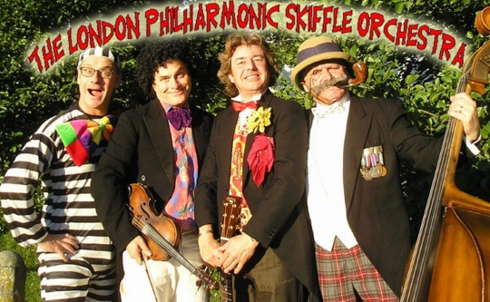 <B> The London Philharmonic Skiffle Orchestra - In Concert</B>