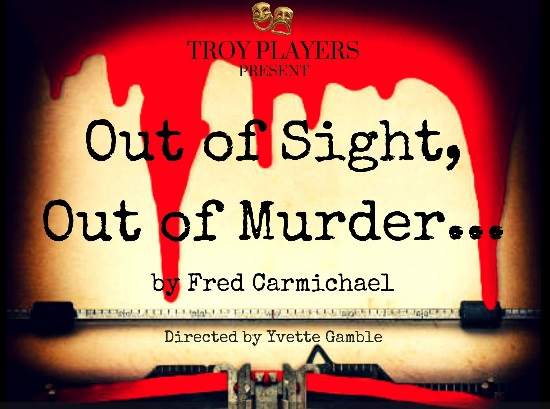 <B>'Out Of Sight . . . Out Of Murder' </B>