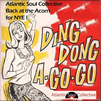 <B>New Year's Eve - 'Ding Dong A Go Go!'</B>