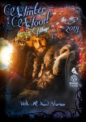 <B>Winter Wood 2018 - with all new stories</B>