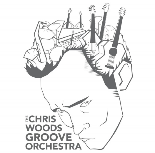 <B><I>The Chris Woods Groove One Man Orchestra</I></B>