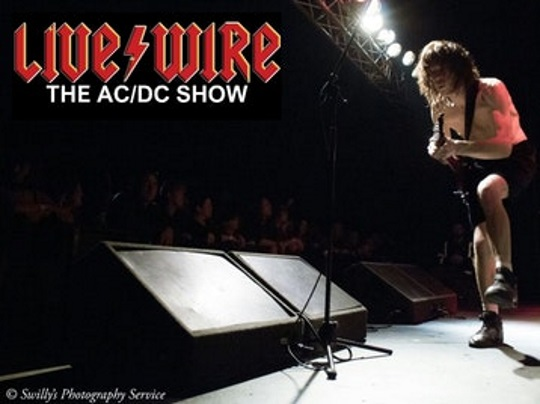 <B><I>Live/Wire - The AC/DC Show</I></B>