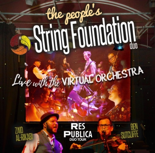 <B>  The Peoples String Foundation</B>