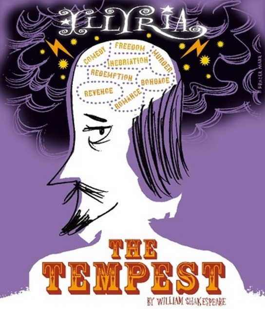 Illyria : Shakespeare's 'The Tempest'