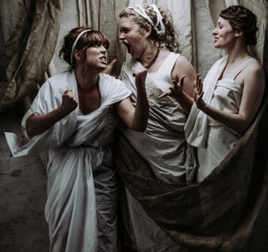 <B><I> Womans - Scratchworks Theatre</I></B>