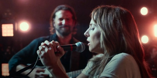 <B>Film : 'A Star Is Born' (15)</B>