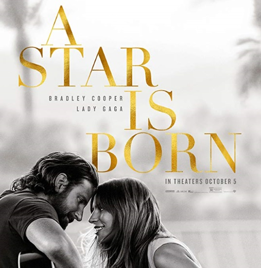 <B> A Star is Born (15)</B>