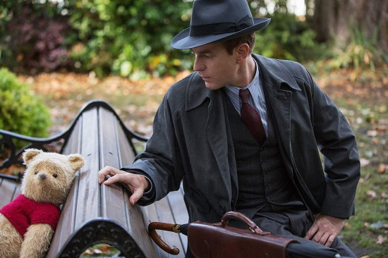 <B>Film : <I> Christopher Robin (Cert PG)</I></B>
