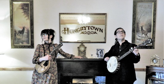 <B>Praa Sands presents 'Hungrytown' Folk Duo</B>