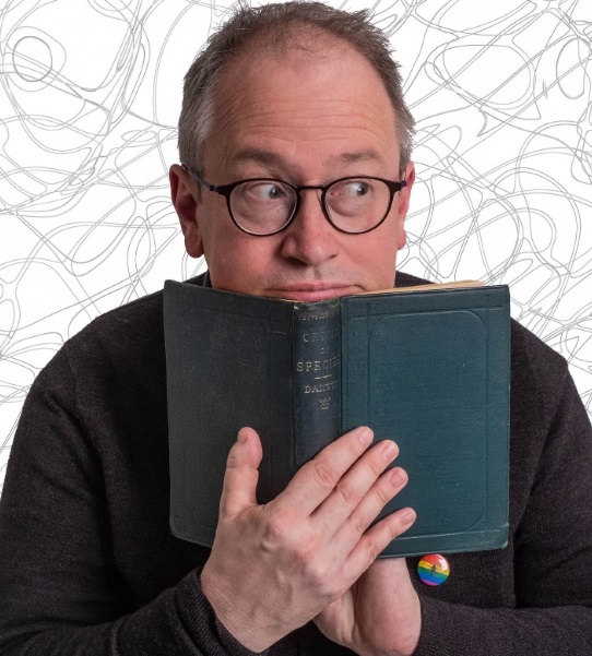 <B> Robin Ince - 'Chaos Of Delight'</B>