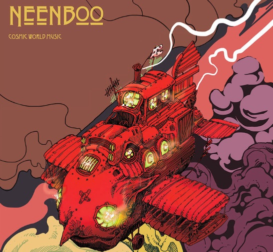 <B> Neenboo – Cosmic World Music</B>