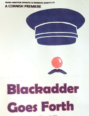 <B><I>'Blackadder Goes Forth'</I></B>