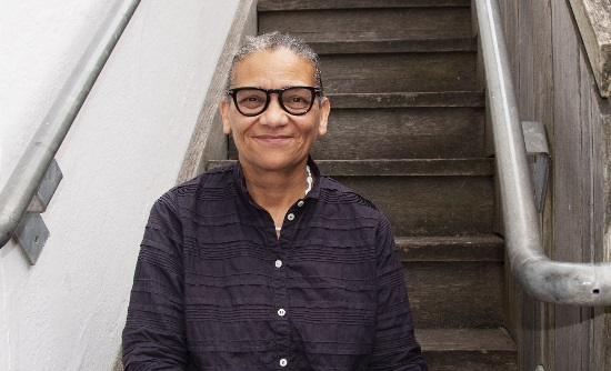 <B>Lubaina Himid CBE Studio-Talk</B>