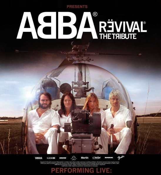 <B>  Abba Revival – The Tribute</B>