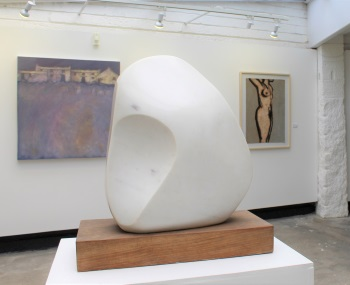 <B>Magic Stones, Hepworth and the Rodin Museum show</B>