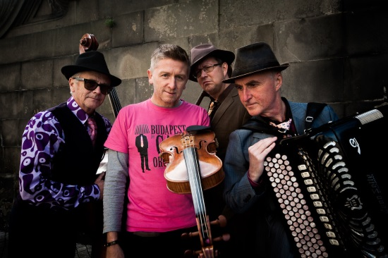 <B> Budapest Cafe Orchestra – 10th Birthday Tour</B>