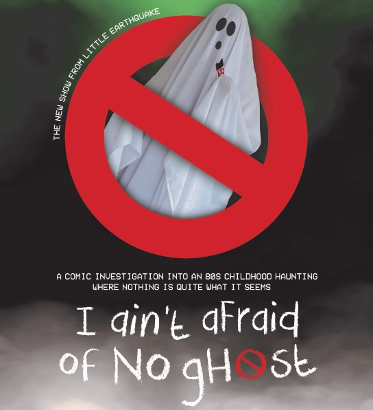 <B>  I Ain't Afraid Of No Ghost</B>