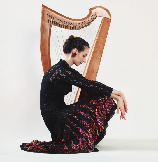 <B>Lily Neill - The Story of the Harp</B>