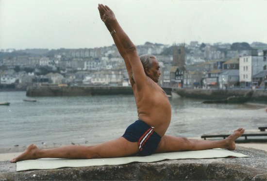 <B><I>Iyengar Yoga Class with Ann Nicol</I></B>