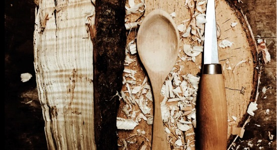 <B>Spoon Carving</B>