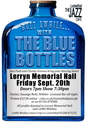 <B>'Buzz Awhile' with 'The Blue Bottles'</B>