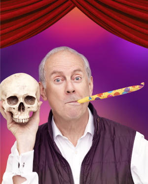 <B><I> Gyles Brandreth: Break a Leg!</I></B>
