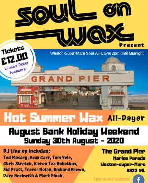 <B><I>'Hot Summer Wax'</I></B>