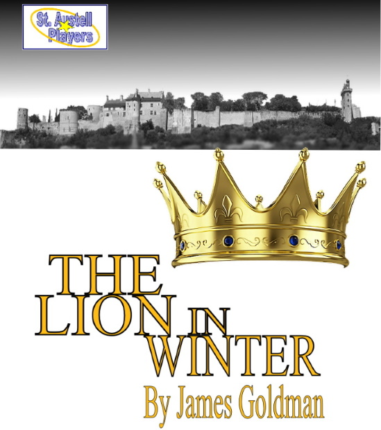 <B><I>'The Lion In Winter'</I> by James Goldman</B>