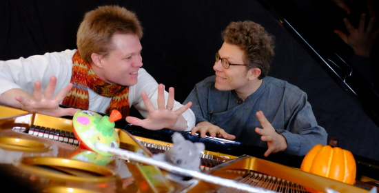 <B>Duo B!Z'ART  (Four Hands Piano)</B>
