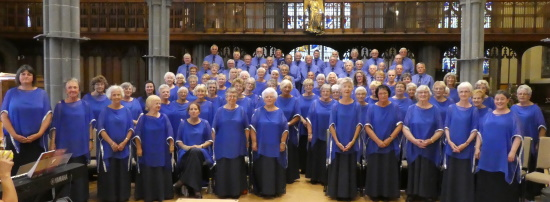 Christmas with Cornwall Symphony Chorus