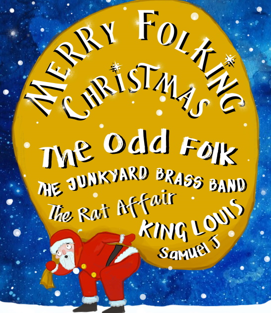 <B>The Odd Folk: Merry Folking Christmas</B>