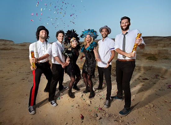 <B> Electric Swing Circus Live</B>