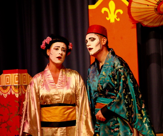 <B><I>Opera Anywhere : 'The Mikado'</I></B>