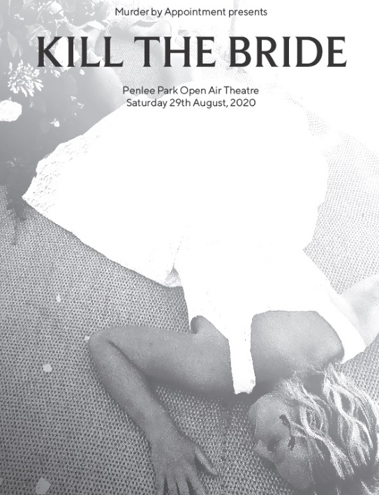 <B><I> 'Kill The Bride' : Murder By Appointment</I></B>