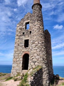 <B>Botallack : Tin Coast Walking Tours</B>