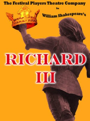 <B><I>The Festival Players : Richard III </I></B>