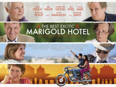 <B><I>The Best Marigold Hotel</I> Cert 12A</B>