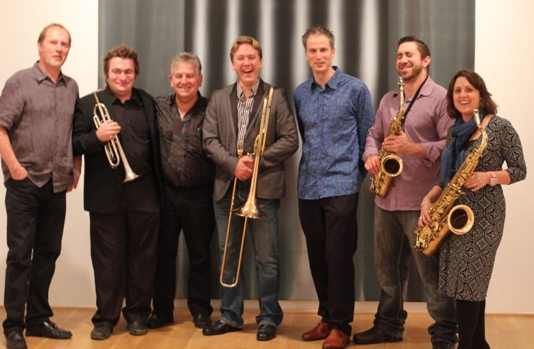 <B><I>The Simon Latarche Jazz Ensemble</I></B>