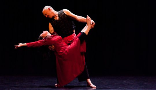 <B><i>Shallal Dance Theatre : 'Doorways'</I></B>