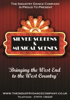 <B><I>Silver Screens & Musical Scenes</I></B>