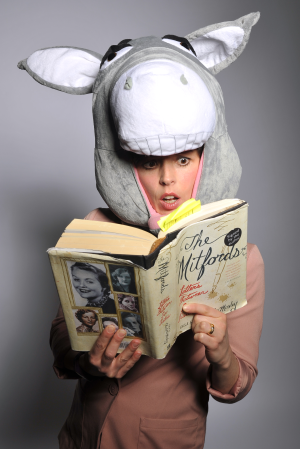 <B>Sorry - Cancelled - Bridget Christie presents <I>War Donkey</I></B>
