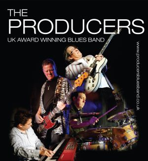 <B><I>The Producers Blues Band</I></B>