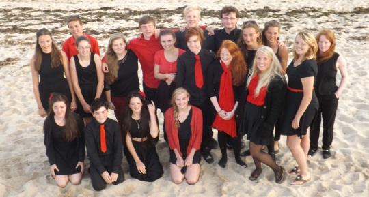 <B><I>Penzance Youth Strings Orchestra </I></B>