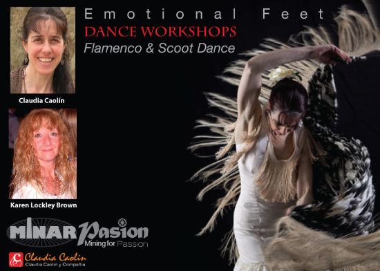 'Emotional Feet' Scoot Workshop