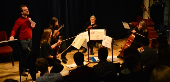 Bournemouth Symphony Orchestra – String Section