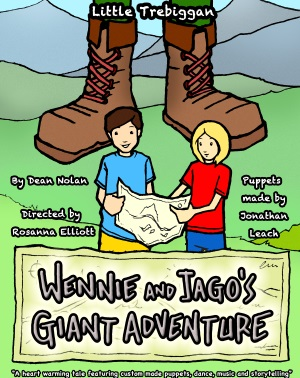 Wennie and Jago's Giant Adventure – Little Trebiggan